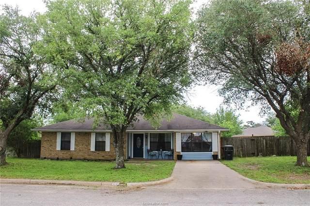 2614 Allen Ridge Drive, Bryan, TX 77802 (MLS #21006787) :: The Lester Group