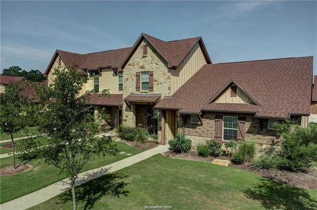3306 Travis Cole, College Station, TX 77845 (#21006800) :: ORO Realty