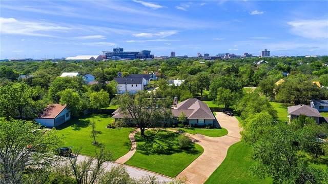 703 Thomas Street, College Station, TX 77840 (MLS #21006806) :: RE/MAX 20/20