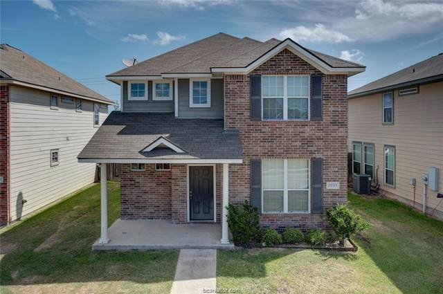 2935 Mclaren Drive, College Station, TX 77845 (MLS #21006811) :: BCS Dream Homes