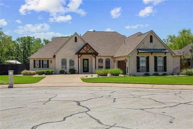 5122 Bellerive Bend Drive, College Station, TX 77845 (MLS #21006819) :: BCS Dream Homes