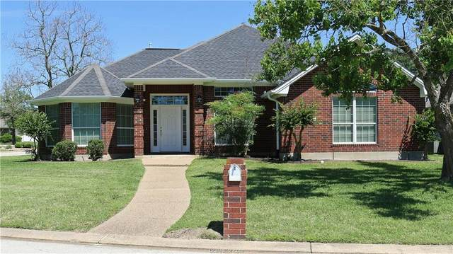 6201 Cromwell Court, Bryan, TX 77802 (MLS #21006842) :: BCS Dream Homes