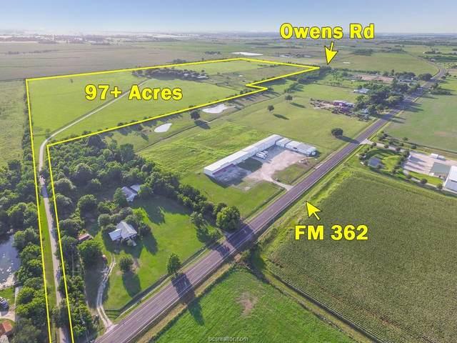 2111 Fm 362 Road, Waller, TX 77484 (MLS #21006863) :: BCS Dream Homes