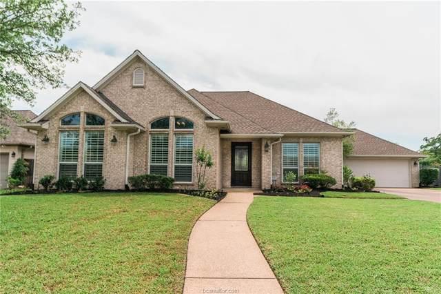 818 Plum Hollow Drive, College Station, TX 77845 (MLS #21006874) :: BCS Dream Homes