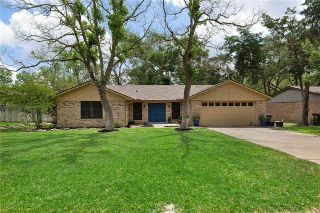 3508 Oak Valley Circle, Bryan, TX 77802 (MLS #21006881) :: BCS Dream Homes