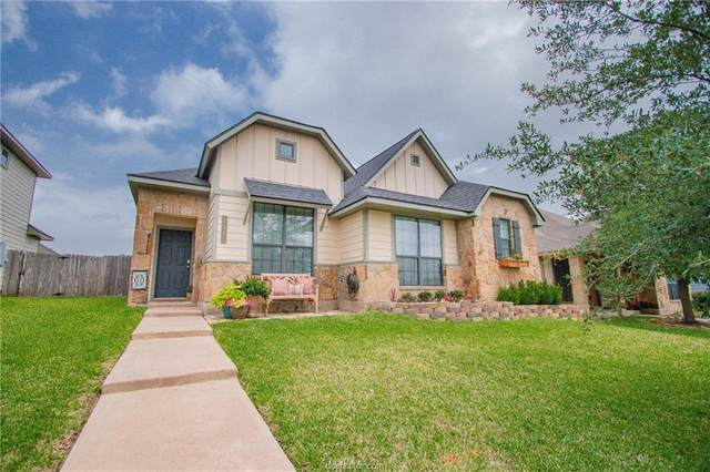 2011 Autumn Lake Drive, Bryan, TX 77807 (MLS #21006897) :: BCS Dream Homes