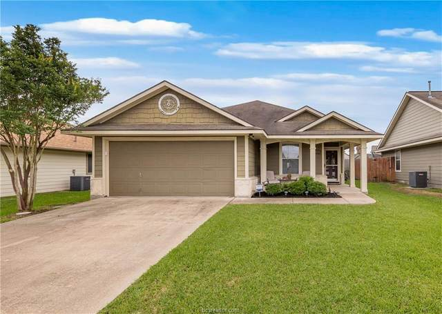1036 Crested Point Drive, College Station, TX 77845 (MLS #21006908) :: NextHome Realty Solutions BCS