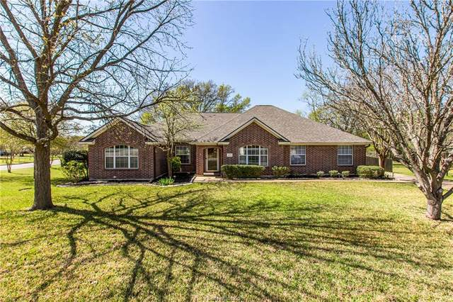 2836 Bishop's Gate Circle, Bryan, TX 77807 (MLS #21006921) :: RE/MAX 20/20