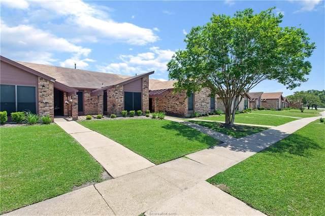 4106 Woodcrest Drive, Bryan, TX 77802 (MLS #21006933) :: RE/MAX 20/20