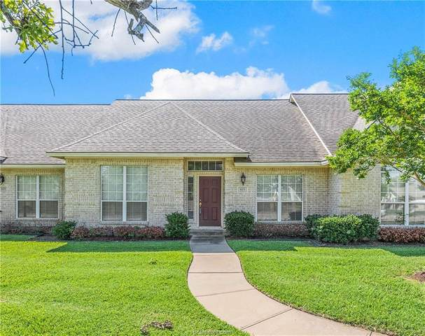 623 Fraternity, College Station, TX 77845 (MLS #21006940) :: NextHome Realty Solutions BCS