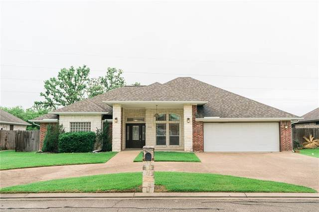 3714 Bridle Court, College Station, TX 77845 (MLS #21006947) :: NextHome Realty Solutions BCS
