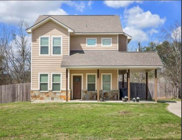 505 Kyle, College Station, TX 77840 (MLS #21006960) :: Treehouse Real Estate