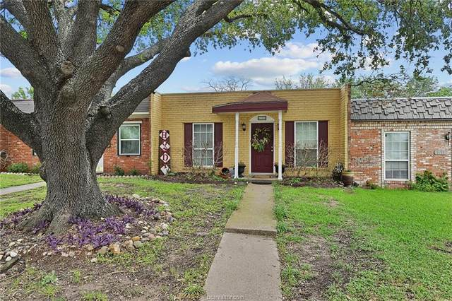 1709 Welsh Avenue, College Station, TX 77840 (MLS #21006962) :: NextHome Realty Solutions BCS