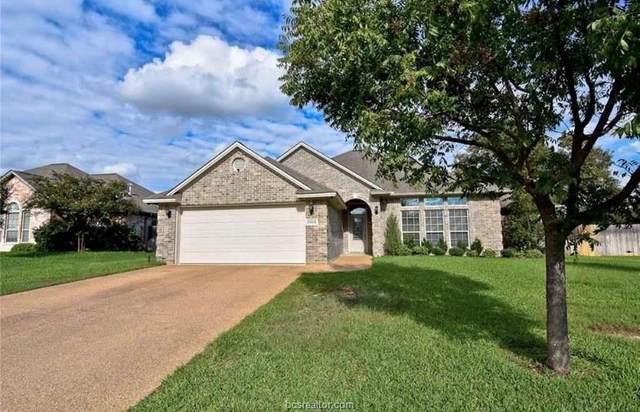 2606 Colony Vista Drive, Bryan, TX 77808 (MLS #21006980) :: Cherry Ruffino Team