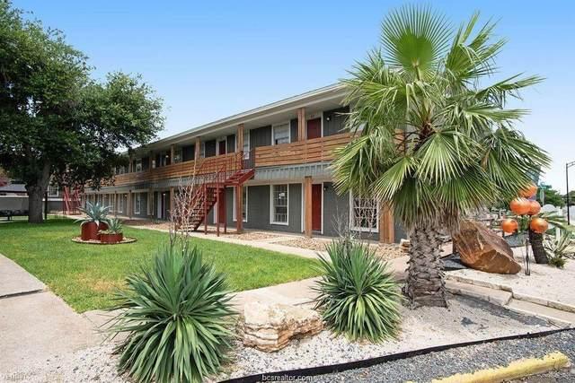 3300 S College Avenue A12, Bryan, TX 77801 (MLS #21006992) :: RE/MAX 20/20