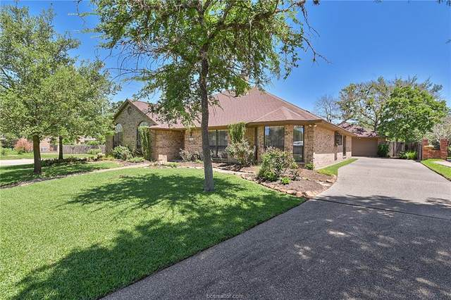 3001 Aztec, College Station, TX 77845 (MLS #21006996) :: Treehouse Real Estate