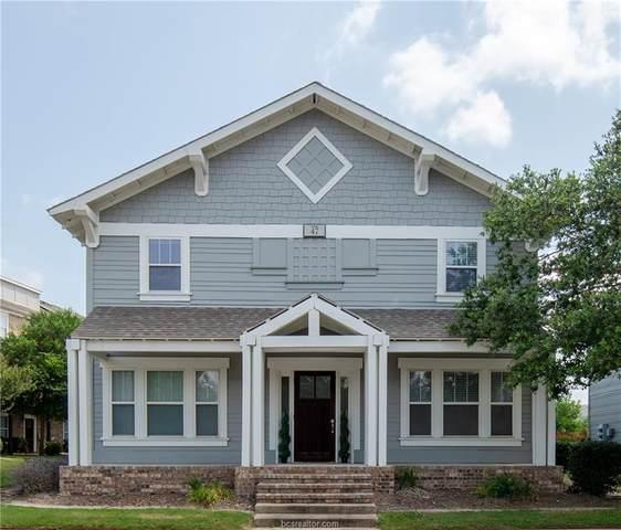 1725 Harvey Mitchell Parkway #4711, College Station, TX 77840 (MLS #21007004) :: Chapman Properties Group