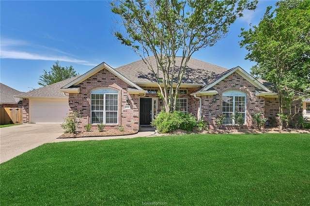 4606 Double Eagle Court, College Station, TX 77845 (MLS #21007008) :: NextHome Realty Solutions BCS