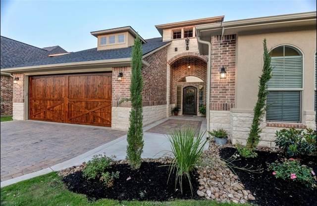 4321 Velencia Court, College Station, TX 77845 (MLS #21007016) :: Treehouse Real Estate