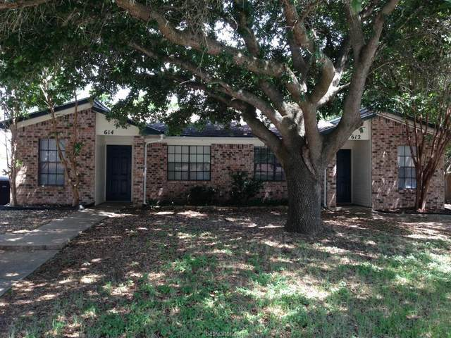 612-614 West Ridge Drive, College Station, TX 77845 (MLS #21007020) :: Treehouse Real Estate