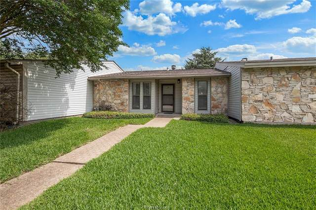 2505 Longmire Drive, College Station, TX 77845 (MLS #21007032) :: Treehouse Real Estate