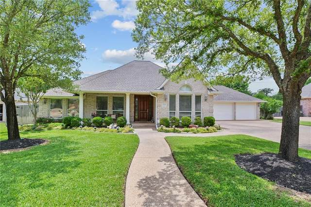 722 Plum Hollow Drive, College Station, TX 77845 (MLS #21007038) :: Treehouse Real Estate