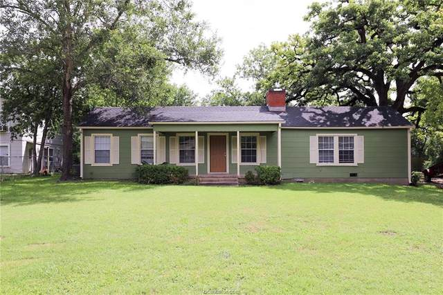 1505 Echols Street, Bryan, TX 77801 (MLS #21007040) :: NextHome Realty Solutions BCS