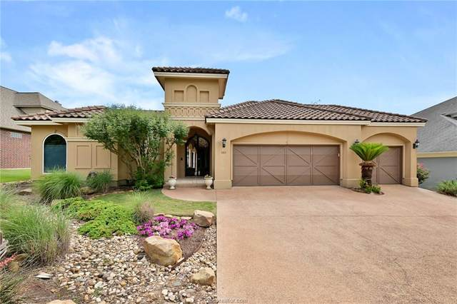 2821 Persimmon Ridge Court, Bryan, TX 77807 (MLS #21007043) :: Treehouse Real Estate