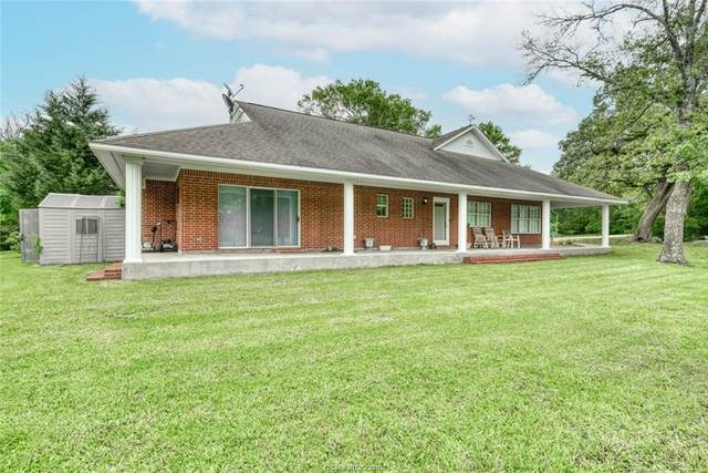 7191 Old Reliance Road, Bryan, TX 77808 (MLS #21007055) :: Treehouse Real Estate