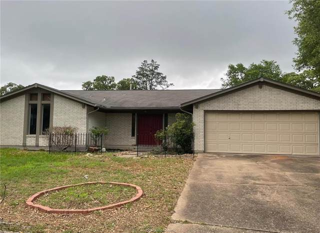 1403 Todd Trail, College Station, TX 77845 (MLS #21007057) :: Treehouse Real Estate