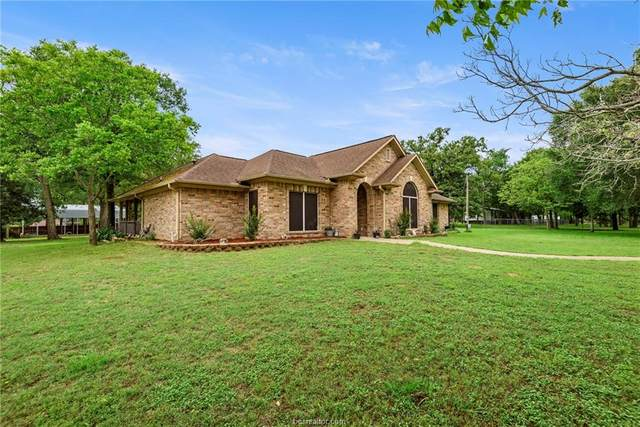 920 Sandy Shore Drive, Bryan, TX 77807 (MLS #21007062) :: NextHome Realty Solutions BCS