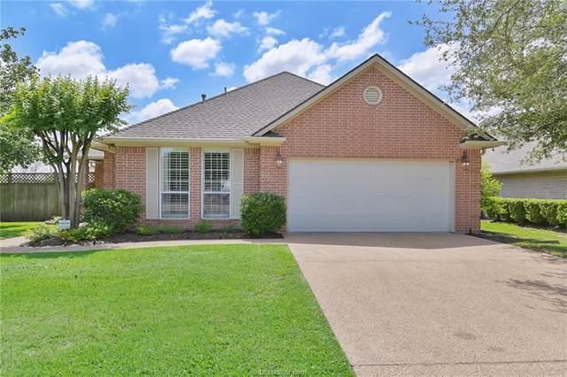 1411 Stonebridge Court, College Station, TX 77845 (MLS #21007063) :: Treehouse Real Estate