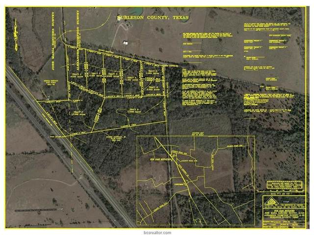 Tract 2 (+/-4 acs) County Road 328, Caldwell, TX 77836 (MLS #21007066) :: Treehouse Real Estate