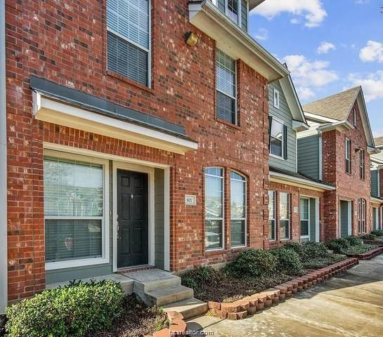 1001 Krenek Tap Road #801, College Station, TX 77840 (MLS #21007068) :: Treehouse Real Estate