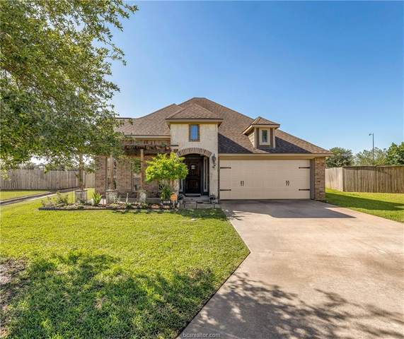 3801 Wild Horse Creek Court, College Station, TX 77845 (MLS #21007089) :: Treehouse Real Estate