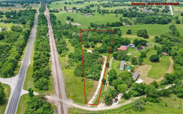 8268 Denman Ln, Iola, TX 77861 (MLS #21007093) :: Treehouse Real Estate