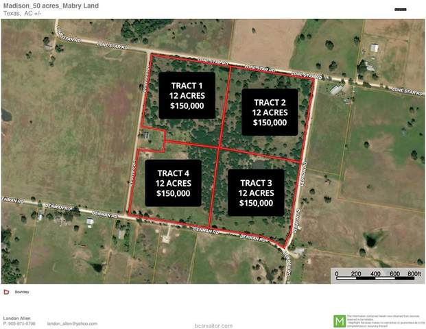 TBD Lone Star Road, North Zulch, TX 77872 (MLS #21007097) :: The Lester Group