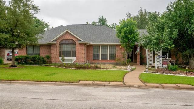 204 Hearthstone, College Station, TX 77840 (MLS #21007117) :: Treehouse Real Estate
