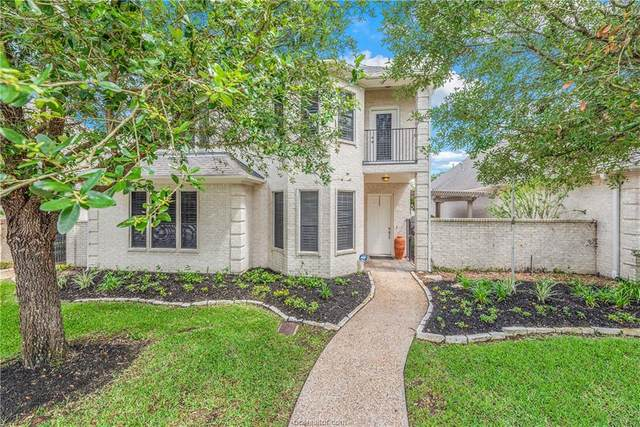 5010 Spearman Drive, College Station, TX 77845 (MLS #21007126) :: Treehouse Real Estate