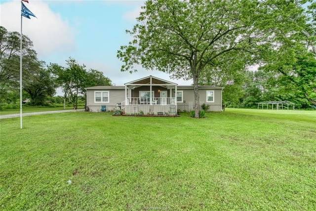 392 N Highway 39 Farm To Market Road, Normangee, TX 77871 (MLS #21007128) :: The Lester Group