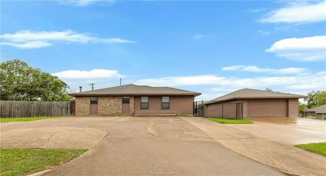 807 Holleman Drive, College Station, TX 77840 (MLS #21007149) :: Treehouse Real Estate