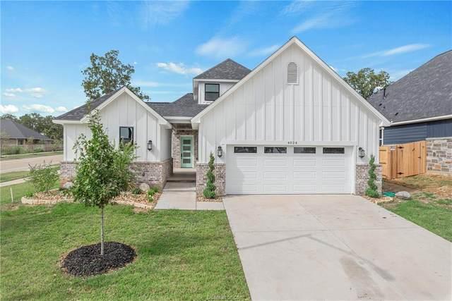 4016 Eskew Drive, College Station, TX 77845 (MLS #21007151) :: Chapman Properties Group
