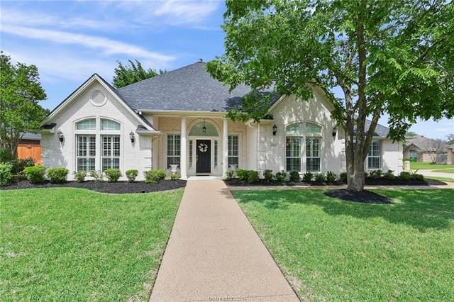 4921 Park Land Drive, Bryan, TX 77802 (MLS #21007161) :: Treehouse Real Estate