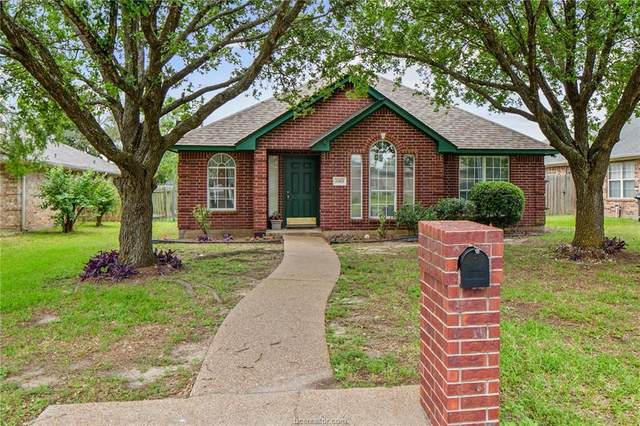 2412 Carnation Court, College Station, TX 77840 (MLS #21007196) :: The Lester Group
