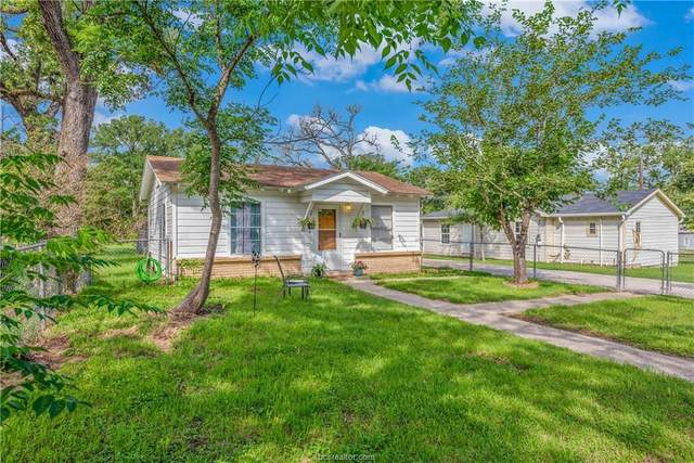 1515 Victory Street, Bryan, TX 77803 (MLS #21007211) :: The Lester Group