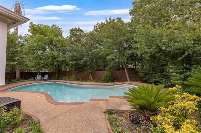 3941 Robin Trail, College Station, TX 77845 (MLS #21007212) :: NextHome Realty Solutions BCS