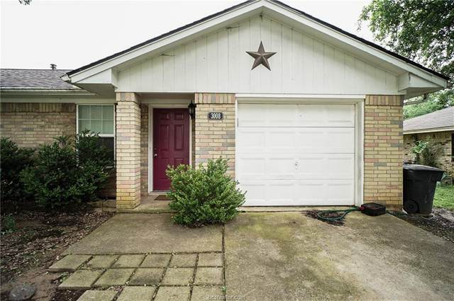 3008 Pierre Place, College Station, TX 77845 (MLS #21007234) :: Cherry Ruffino Team