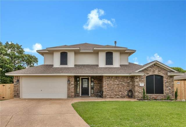 1112 Pamplin Court, College Station, TX 77845 (MLS #21007247) :: NextHome Realty Solutions BCS