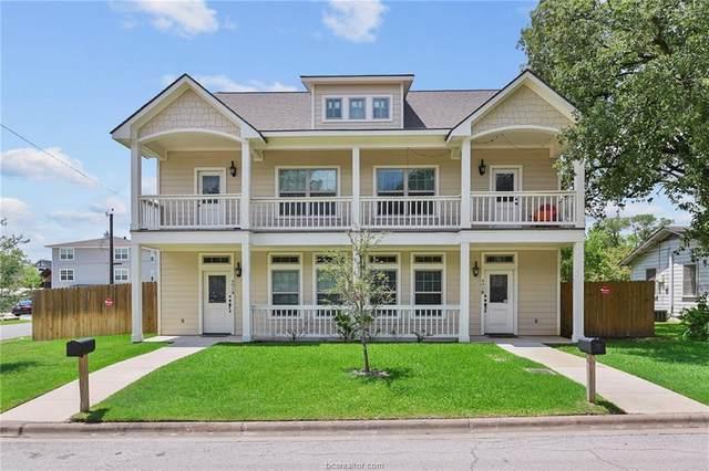 401 Ash Street Cs, College Station, TX 77840 (MLS #21007319) :: Treehouse Real Estate