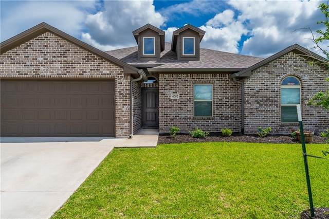 4002 High Creek Court, College Station, TX 77845 (MLS #21007345) :: Chapman Properties Group